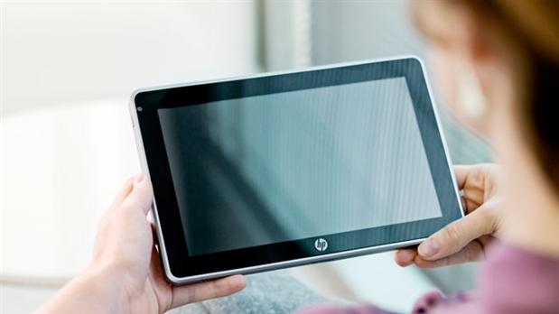 Tablet HP mujer