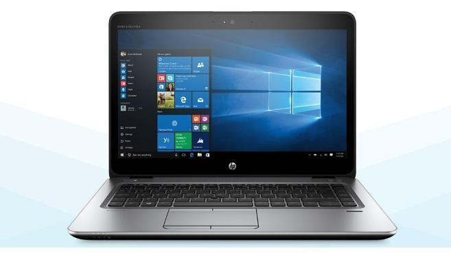 HP EliteBook con Windows 10