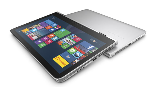 Convertible HP Spectre x360