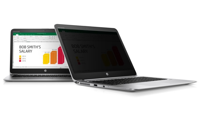 HP Sure View en EliteBook